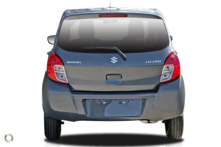 2017 Suzuki Celerio Manual