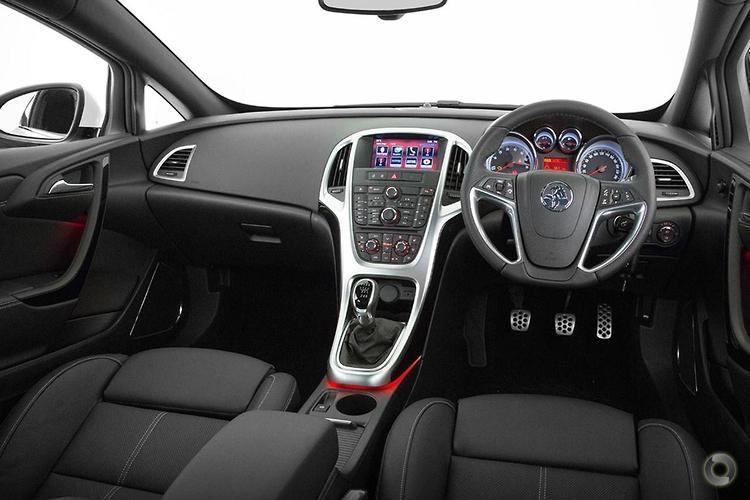 2017 Holden Astra GTC Sport PJ Manual MY17