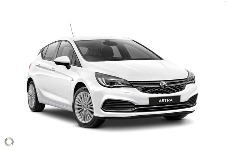 2017 Holden Astra BK R+ MY18 Sports Automatic