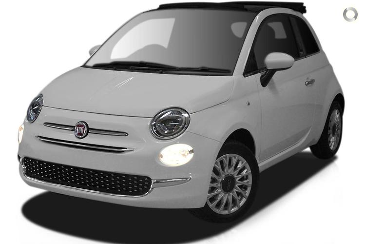 2017 Fiat 500C Series 4 Lounge (Oct. 2015)