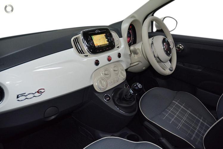 2017 Fiat 500C Lounge Manual