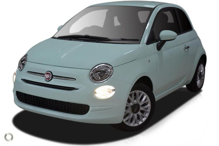 2017 Fiat 500 Series 4 Pop Dualogic (Oct. 2015)