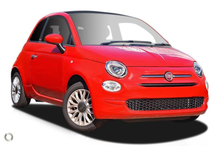 2017 Fiat 500C Series 4 Pop Dualogic (Oct. 2015)