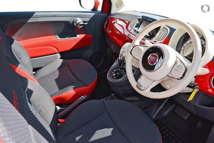 2017 Fiat 500C Pop Auto
