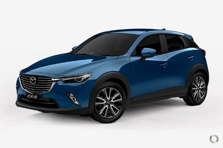 2018 Mazda CX-3 sTouring DK Manual
