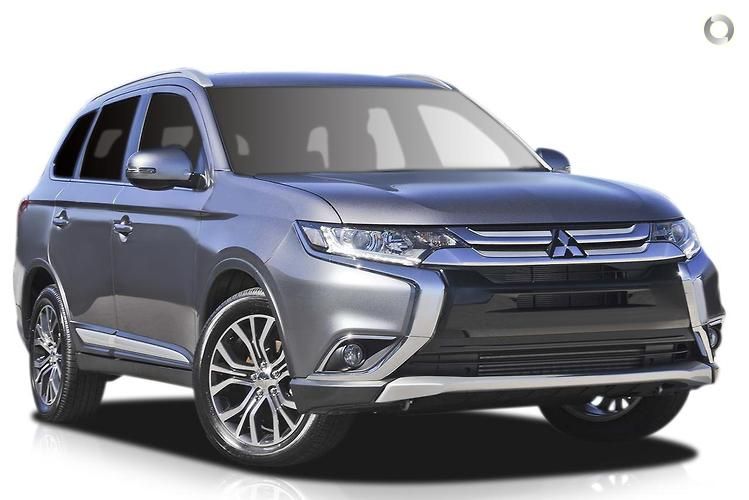 2016 Mitsubishi Outlander ZK LS Safety Pack MY17 Sports Automatic 4WD