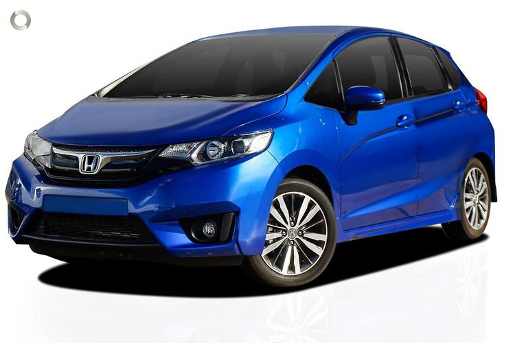 2017 Honda Jazz GF VTi-S MY17 Constantly Variable Transmission