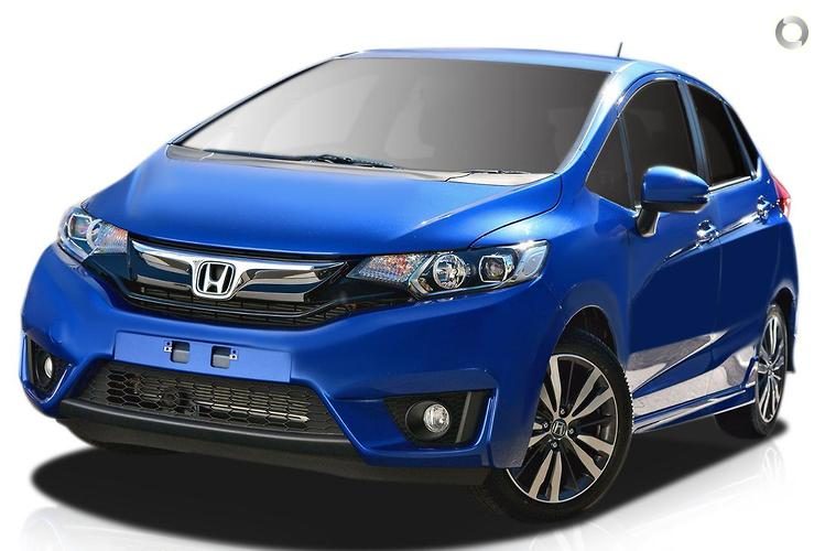 2017 Honda Jazz GF VTi-L MY17 Constantly Variable Transmission