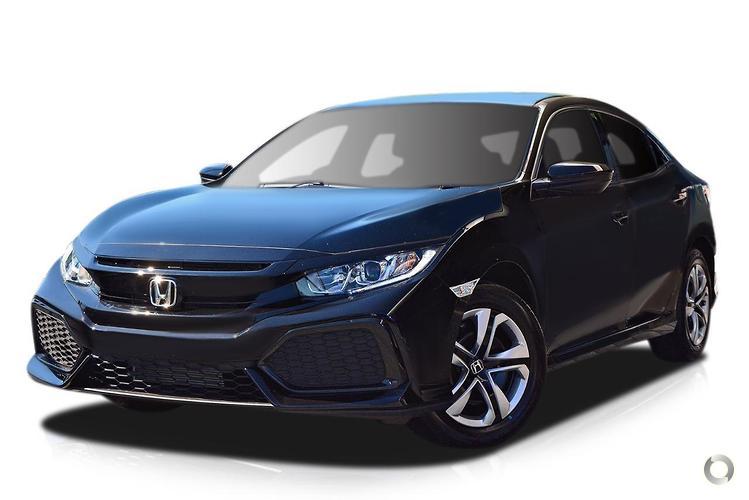 2017 Honda Civic 10th Gen VTi MY17 Constantly Variable Transmission