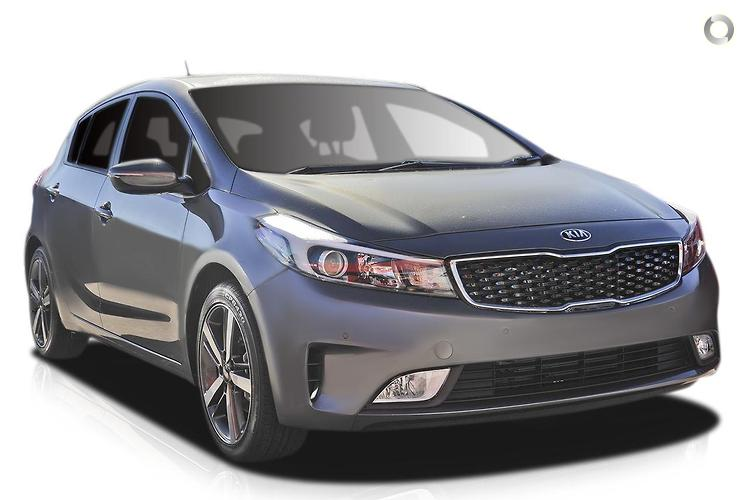 2017 Kia Cerato YD Sport MY18 Sports Automatic