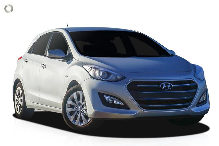 2017 Hyundai i30 GD4 Series II Active MY17 Dual Clutch Transmission