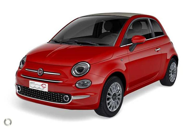 2017 Fiat 500C Series 4 Lounge (Mar.)