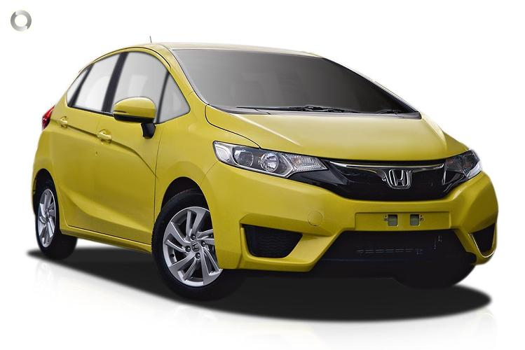 2017 Honda Jazz GF VTi MY17 Constantly Variable Transmission