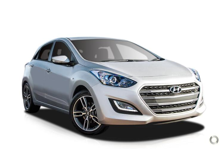 2017 Hyundai i30 GD5 Series II SR MY17