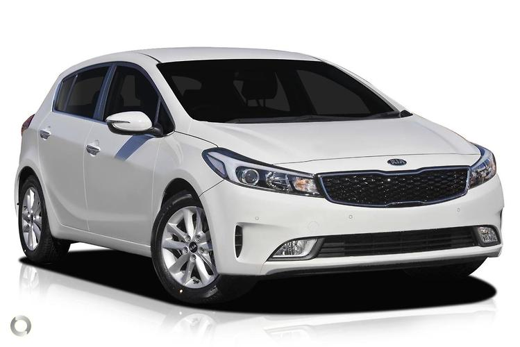 2017 Kia Cerato YD Si MY18 Sports Automatic