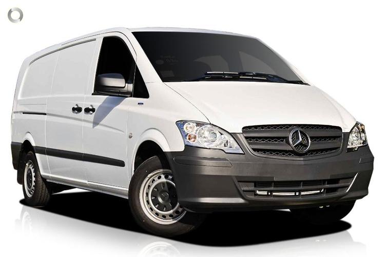 2013 Mercedes-Benz Vito 639 116CDI (Feb. 2011)