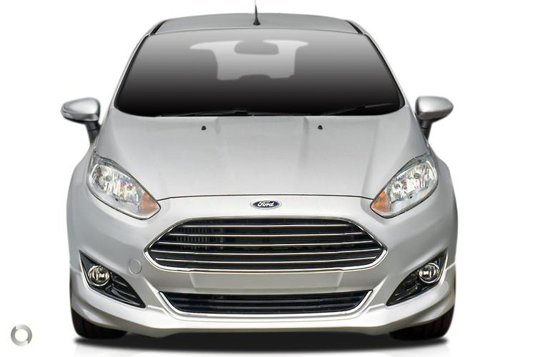2017 Ford Fiesta WZ Sport PowerShift (Jul. 2014)