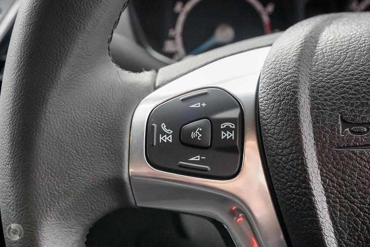 2017 Ford Fiesta Sport WZ Auto