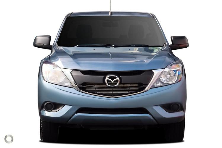 2017 Mazda BT-50 UR XT 4x2 (Jul. 2016)