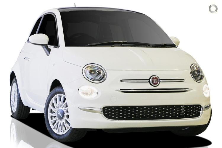 2017 Fiat 500 Series 4 Lounge Dualogic (Mar.)
