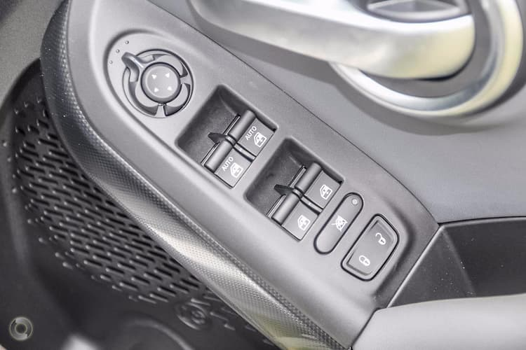 2017 Fiat 500X Pop Manual