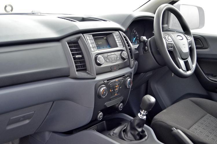 2017 Ford Ranger XL PX MkII Manual 4x2 MY18