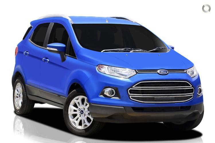 2017 Ford EcoSport BK Titanium PowerShift (Dec. 2013)