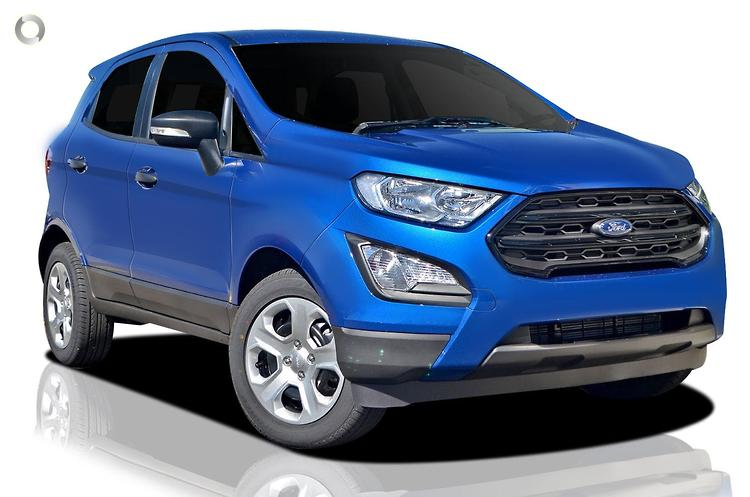 2017 Ford EcoSport BL Ambiente MY18