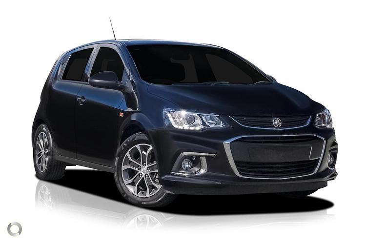 2017 Holden Barina TM LS MY18