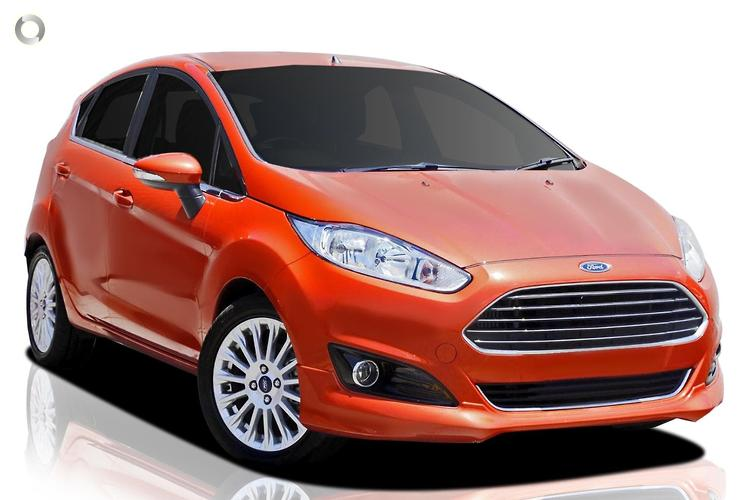 2017 Ford Fiesta WZ Sport PowerShift (Jul. 2014)