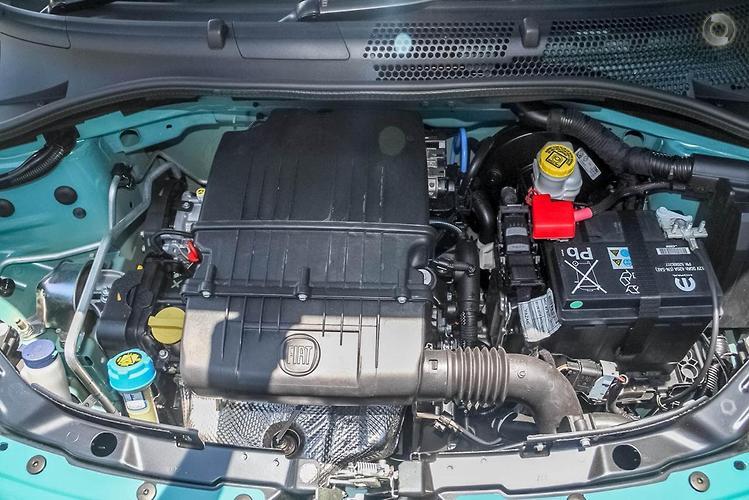 2017 Fiat 500 Anniversario Auto