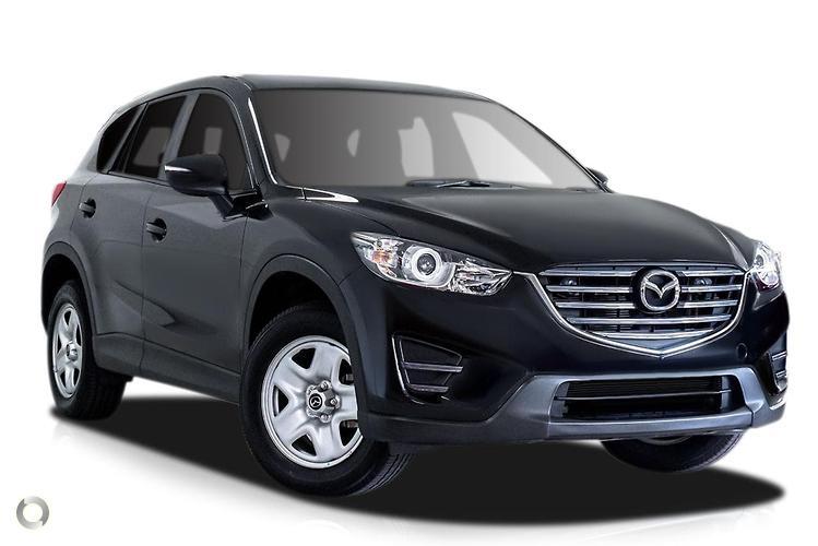 2016 Mazda CX-5 KE Series 2 Maxx SKYACTIV-Drive i-ACTIV AWD (Sep.)