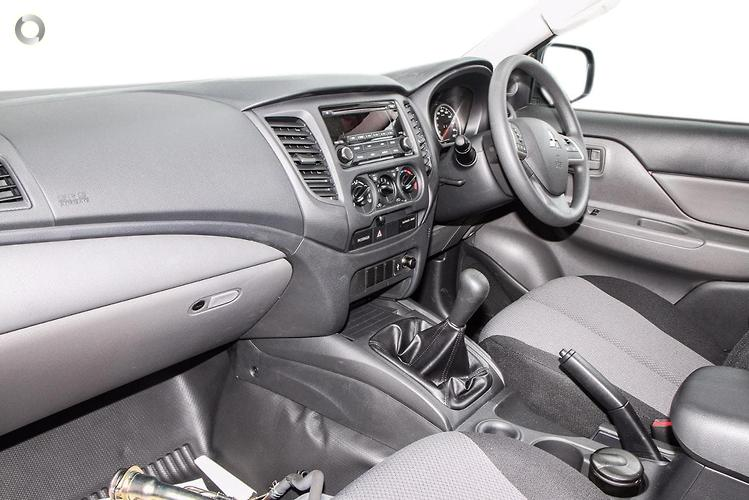 2016 Mitsubishi Triton GLX MQ Manual 4x4 MY17