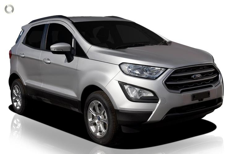 2017 Ford EcoSport BL Trend MY18