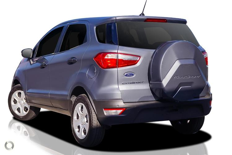 2018 Ford EcoSport Ambiente BL Auto MY18