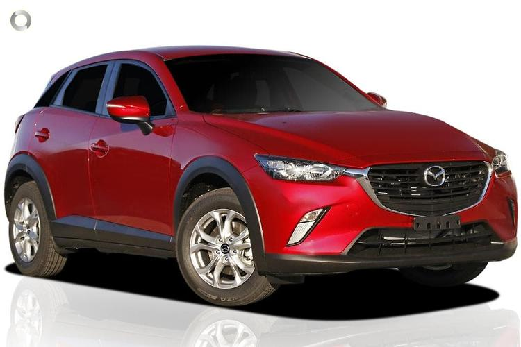 2018 Mazda CX-3 DK Maxx SKYACTIV-Drive i-ACTIV AWD (Feb. 2017)