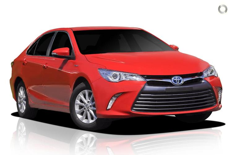 2016 Toyota Camry AVV50R Altise Constantly Variable Transmission (May.)