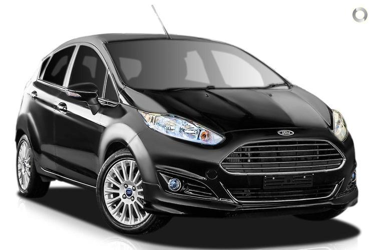 2018 Ford Fiesta Trend WZ Auto