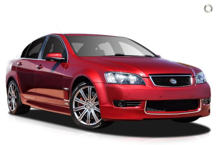 2008 Holden Special Vehicles Senator E Series Signature Sports Automatic (Aug. 2006)