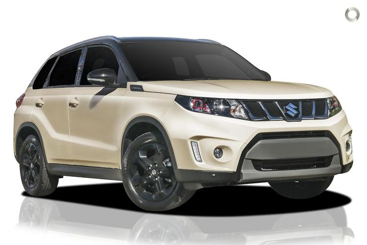 2017 Suzuki Vitara LY S Turbo Sports Automatic 2WD (Jan. 2016)