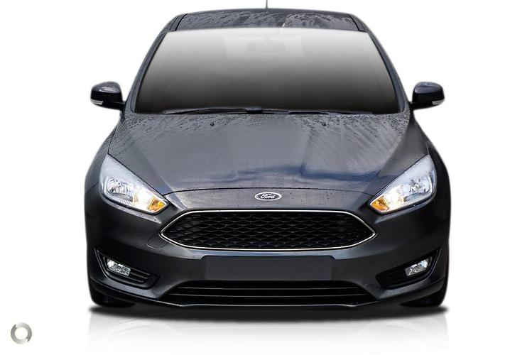 2017 Ford Focus LZ Trend (Jun. 2016)