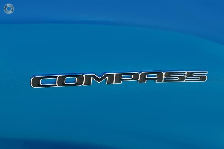 2018 Jeep Compass Sport Auto FWD MY18
