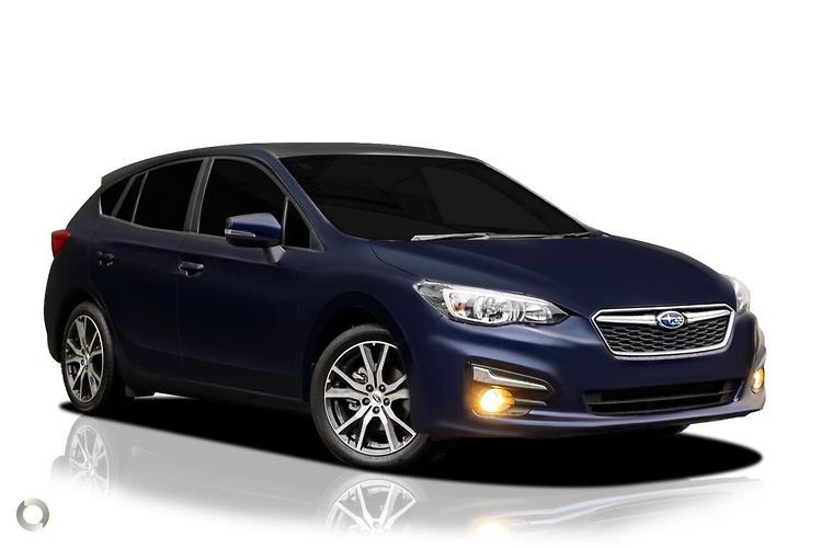 2018 Subaru Impreza G5 2.0i Premium MY18 Lineartronic CVT All Wheel Drive