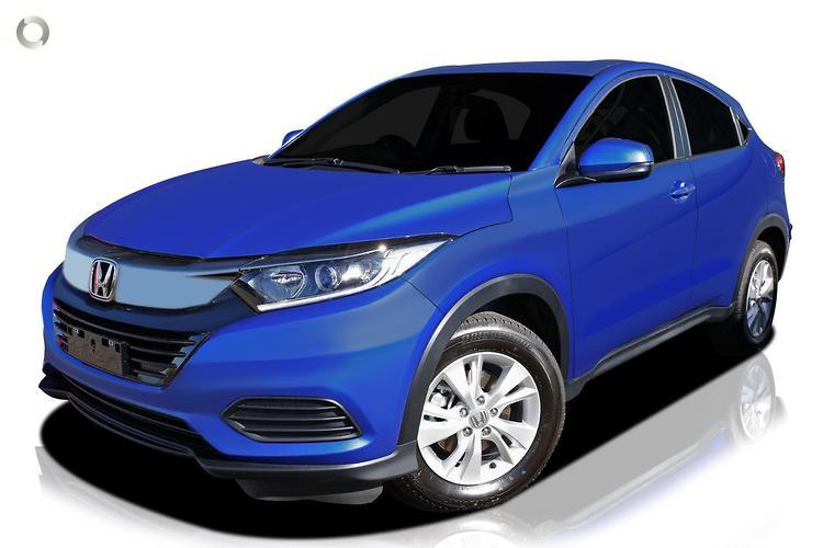 2019 Honda HR-V (No Series) VTi MY20 Constantly Variable Transmission