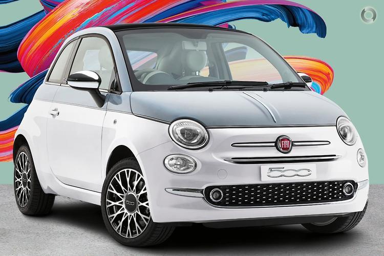 2018 Fiat 500 Collezione Spring Edition Manual