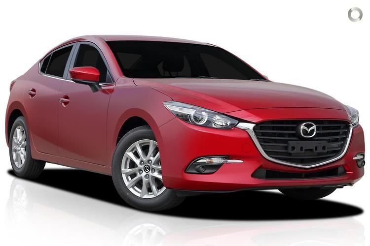 2019 Mazda 3 BN Series Touring SKYACTIV-Drive (Aug. 2018)