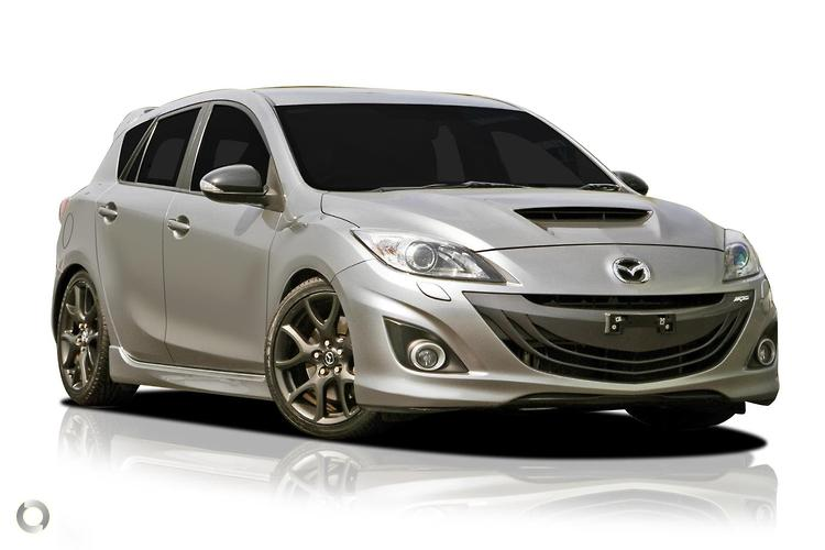 2012 Mazda 3 BL Series 2 MPS MY13
