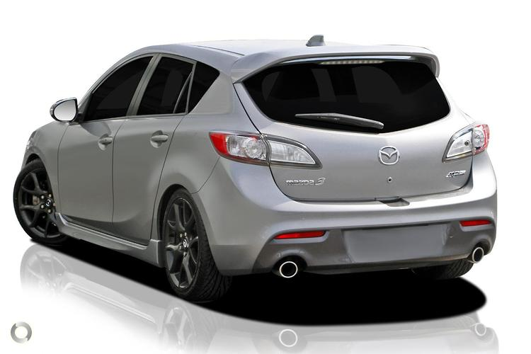 2012 Mazda 3 MPS BL Series 2 Manual MY13