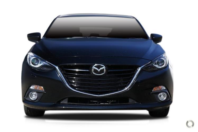 2015 Mazda 3 SP25 Astina BM Series Manual