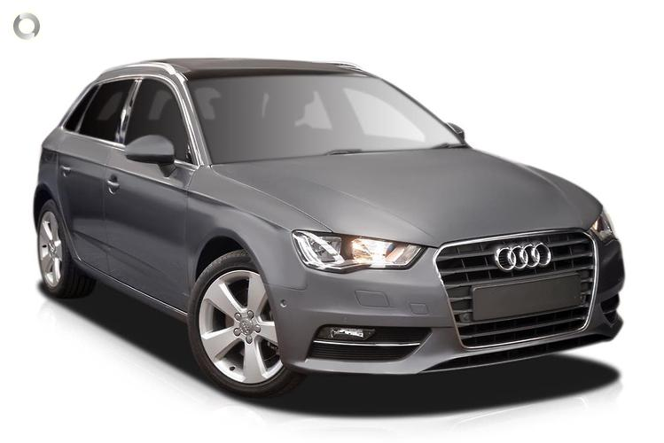 2015 Audi A3 8V Ambition MY15